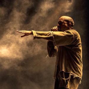 Kanye West FYF